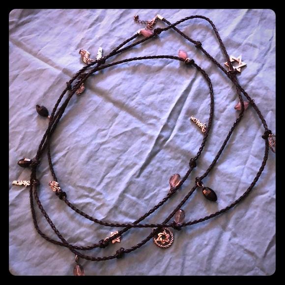 Jewelry Super Long Jewish Symbols Necklace Poshmark